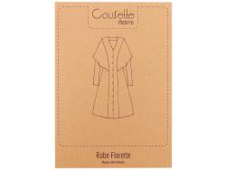 Acheter Patron de couture Cousette - Robe et chemisier Florette - 14,00€ en ligne sur La Petite Epicerie - 100% Loisirs créa...