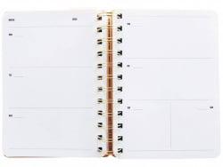 """Acheter Agenda semainier perpétuel - """"GET STUFF DONE"""" - 16,99€ en ligne sur La Petite Epicerie - 100% Loisirs créatifs"""