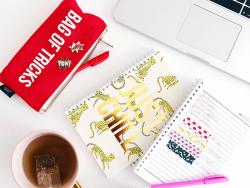 """Acheter Carnet A5 pages lignées - """"JUST CHILL"""" - 10,99€ en ligne sur La Petite Epicerie - 100% Loisirs créatifs"""