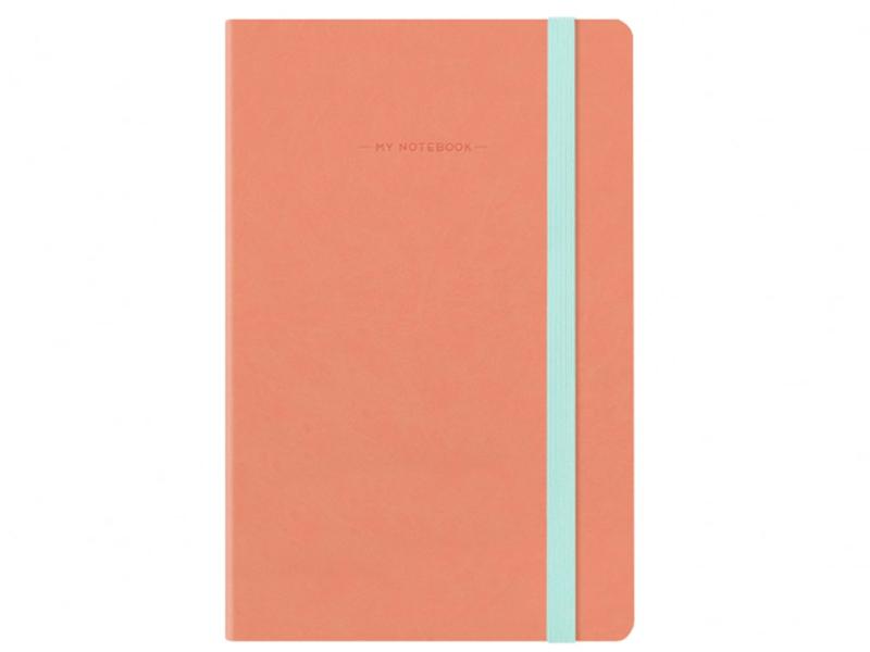Acheter Notebook pour bullet journal - Saumon - 14,79€ en ligne sur La Petite Epicerie - 100% Loisirs créatifs