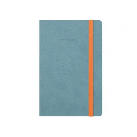 Acheter Notebook pour bullet journal - Bleu gris - 14,79€ en ligne sur La Petite Epicerie - Loisirs créatifs