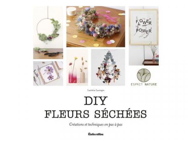 Acheter Livre DIY fleurs séchées - 12,95€ en ligne sur La Petite Epicerie - Loisirs créatifs