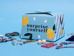 Acheter Mini Boite surprise créative - Création de bijoux - 19,99€ en ligne sur La Petite Epicerie - Loisirs créatifs