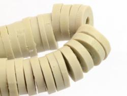 Acheter Boite de perles rondelles heishi 6 mm - taupe - 1,99€ en ligne sur La Petite Epicerie - 100% Loisirs créatifs