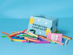 Acheter Mini Boite surprise créative - Canes Pâte Polymère - 19,99€ en ligne sur La Petite Epicerie - Loisirs créatifs
