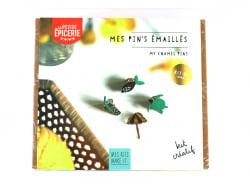 Acheter KIT MKMI - mes pin's émaillés kit or - 16,99€ en ligne sur La Petite Epicerie - 100% Loisirs créatifs