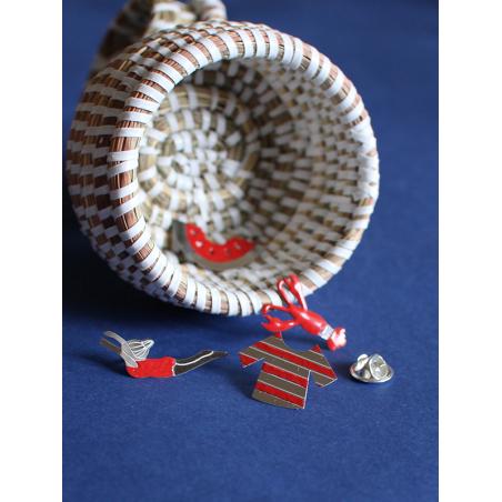 Acheter KIT MKMI - mes pin's émaillés kit argent - 16,99€ en ligne sur La Petite Epicerie - Loisirs créatifs