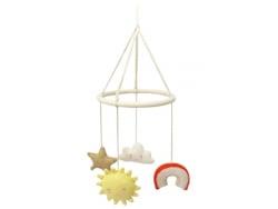 Acheter Mobile bébé ciel heureux - Meri Meri - 45,89€ en ligne sur La Petite Epicerie - 100% Loisirs créatifs