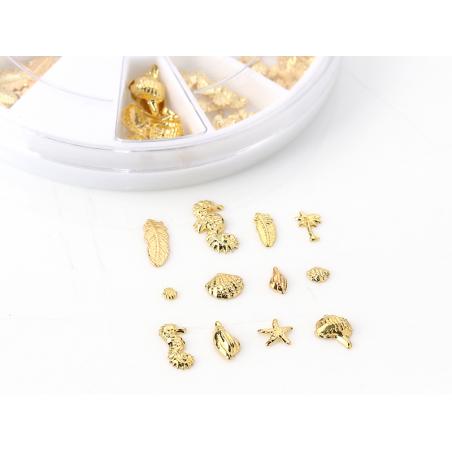 Acheter Petite boite de paillettes sur le thème de la mer - 6,99€ en ligne sur La Petite Epicerie - Loisirs créatifs