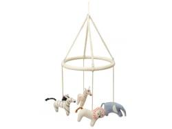 Acheter Mobile bébé Safari - Meri Meri - 45,89€ en ligne sur La Petite Epicerie - 100% Loisirs créatifs