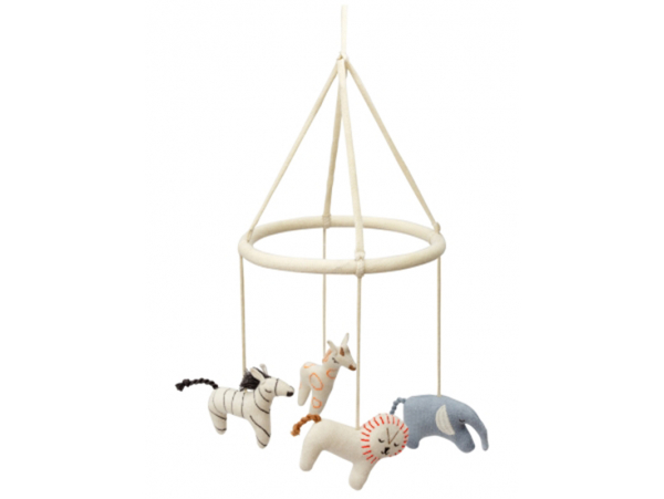 Acheter Mobile bébé Safari - Meri Meri - 45,99€ en ligne sur La Petite Epicerie - Loisirs créatifs
