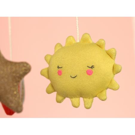 Acheter Mobile bébé ciel heureux - Meri Meri - 45,99€ en ligne sur La Petite Epicerie - Loisirs créatifs