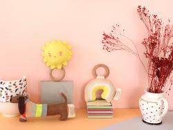 Acheter Hochet arc-en-ciel - Meri Meri - 16,69€ en ligne sur La Petite Epicerie - 100% Loisirs créatifs