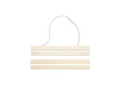 Acheter Kit de suspensions magnétiques en bois clair, A4 - 9,99€ en ligne sur La Petite Epicerie - Loisirs créatifs
