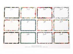 Acheter Calendrier floral année 2020 Rifle Paper co - 28,99€ en ligne sur La Petite Epicerie - 100% Loisirs créatifs