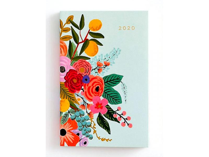 Acheter Agenda floral année 2020 format poche Rifle Paper co - 15,99€ en ligne sur La Petite Epicerie - 100% Loisirs créatifs