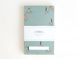 Acheter Calepin à bicyclette Season Paper - 6,99€ en ligne sur La Petite Epicerie - 100% Loisirs créatifs