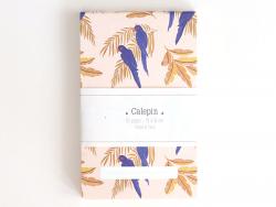 Acheter Calepin perroquets Season Paper - 6,99€ en ligne sur La Petite Epicerie - 100% Loisirs créatifs