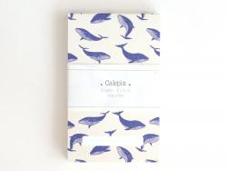 Acheter Calepin baleines Season Paper - 6,99€ en ligne sur La Petite Epicerie - 100% Loisirs créatifs