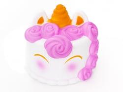 Acheter Gros squishy Gâteau Licorne - anti stress - taille M - 14,39€ en ligne sur La Petite Epicerie - Loisirs créatifs