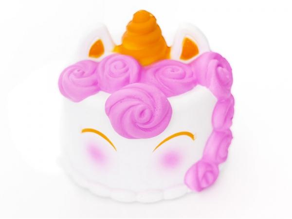 Acheter Gros squishy Gâteau Licorne - anti stress - 14,39€ en ligne sur La Petite Epicerie - 100% Loisirs créatifs