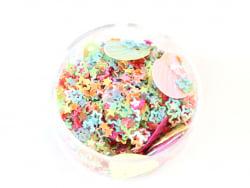 Acheter Petit sachet de paillettes en forme d'étoiles et coquillages - 1,99€ en ligne sur La Petite Epicerie - 100% Loisirs ...