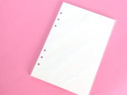 Acheter Lot de 25 feuilles blanches A5 perforées - 4,99€ en ligne sur La Petite Epicerie - 100% Loisirs créatifs