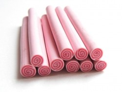 Strawberry cane - raspberry and strawberry