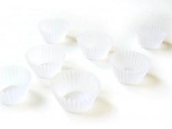 2 x 35 miniature paper baking cases - 2 sizes