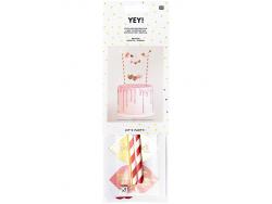 Acheter Décorations pour gâteaux Coeurs - Rico Design - 7,99€ en ligne sur La Petite Epicerie - 100% Loisirs créatifs