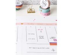Acheter Masking tape rose et chiffres - Rico Design - 4,90€ en ligne sur La Petite Epicerie - Loisirs créatifs