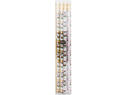 Acheter Boite de 4 crayons à papier motif chat porte bonheur- Rico Design - 4,99€ en ligne sur La Petite Epicerie - 100% Loi...