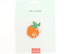 Acheter Patch thermocollant - Mandarine - 3,99€ en ligne sur La Petite Epicerie - 100% Loisirs créatifs