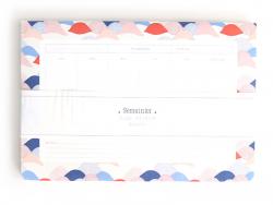 Acheter Semainier montagnes Season Paper - 11,90€ en ligne sur La Petite Epicerie - 100% Loisirs créatifs