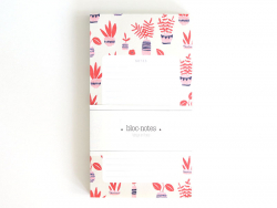 Acheter Bloc note jardin d'hiver Season Paper - 6,99€ en ligne sur La Petite Epicerie - 100% Loisirs créatifs