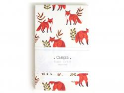 Acheter Calepin renards Season Paper - 6,99€ en ligne sur La Petite Epicerie - 100% Loisirs créatifs