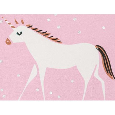 Acheter Porte-monnaie rose licorne - Rico design - 7,29€ en ligne sur La Petite Epicerie - Loisirs créatifs