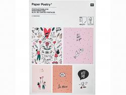 Acheter Bloc de cartes postales - Rico Design - 9,69€ en ligne sur La Petite Epicerie - 100% Loisirs créatifs
