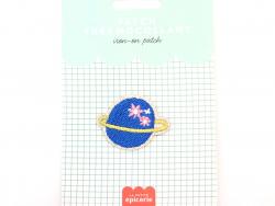 Acheter Patch thermocollant - Planète - 3,99€ en ligne sur La Petite Epicerie - 100% Loisirs créatifs