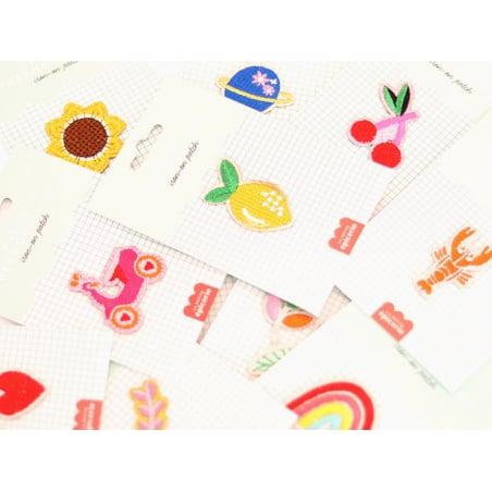 Acheter Patch thermocollant - Cerises - 3,99€ en ligne sur La Petite Epicerie - Loisirs créatifs