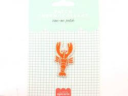 Acheter Patch thermocollant - Homard - 3,99€ en ligne sur La Petite Epicerie - Loisirs créatifs