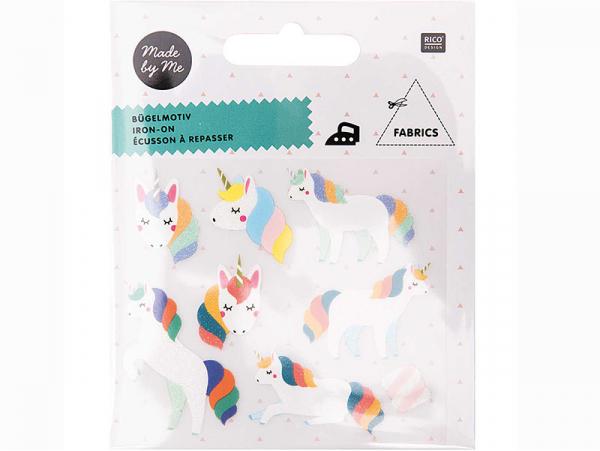 Acheter Lots d'écussons thermocollants - Licornes - 3,39€ en ligne sur La Petite Epicerie - Loisirs créatifs