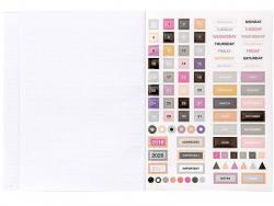 Acheter Notebook pour bullet journal noir - Rico Design - 25,19€ en ligne sur La Petite Epicerie - 100% Loisirs créatifs