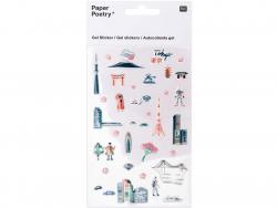 Acheter Stickers autocollants - Tokyo - 5,19€ en ligne sur La Petite Epicerie - 100% Loisirs créatifs