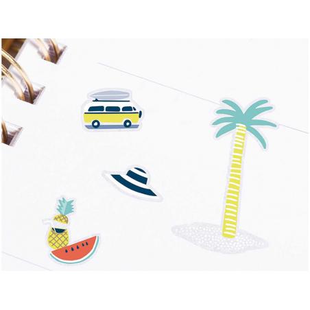 Acheter Stickers autocollants - Bon voyage - 5,19€ en ligne sur La Petite Epicerie - 100% Loisirs créatifs