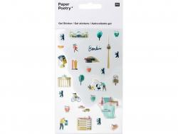 Acheter Stickers autocollants - Berlin - 5,19€ en ligne sur La Petite Epicerie - 100% Loisirs créatifs