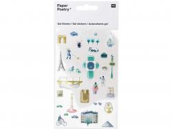 Acheter Stickers autocollants - Paris - 5,19€ en ligne sur La Petite Epicerie - 100% Loisirs créatifs