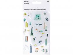 Acheter Stickers autocollants - New-York - 5,19€ en ligne sur La Petite Epicerie - 100% Loisirs créatifs