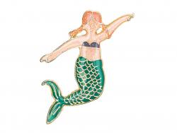 Acheter Pin's sirène rousse - Rico Design - 4,89€ en ligne sur La Petite Epicerie - 100% Loisirs créatifs