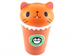 Acheter Squishy thermique chatpuccino- anti stress - 10,89€ en ligne sur La Petite Epicerie - 100% Loisirs créatifs